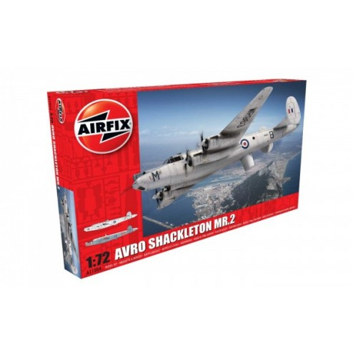 Kit constructie Airfix avion Avro Shackleton MR2 scara 1:72