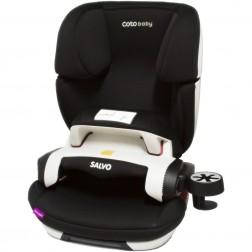 Scaun auto cu Isofix Salvo - Coto Baby - Negru