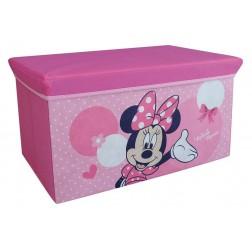 Cutie pentru depozitare jucarii Minnie Bowtique