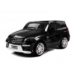 Masina electrica copii Moni Jeep Mercedes 168 EVA Black