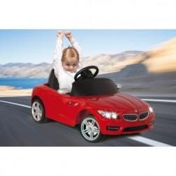 Masinuta electrica copii BMW Z4 rosie Jamara 6V cu telecomanda control parinti 40 Mhz