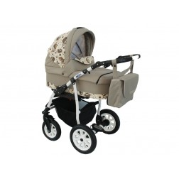 Carucior copii 3 in 1 MyKids Germany Maro Color Owl