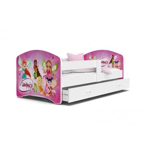 Patut Tineret MyKids Lucky 59 Fairies Club-140x80