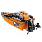 4x4 cu barca motorizata (60085)