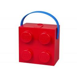 LEGO Cutie pentru sandwich 2x2 roşie