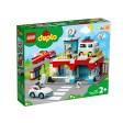 LEGO Parcare si spalatorie de masini