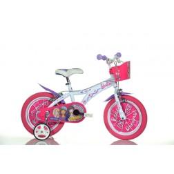 Bicicleta Barbie 14 - Dino Bikes-614BA