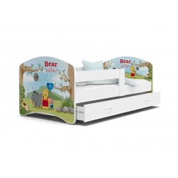 Patut Tineret MyKids Lucky 55 Bear and Friends-140x80