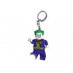 Breloc cu lanterna LEGO Joker  (LGL-KE30)