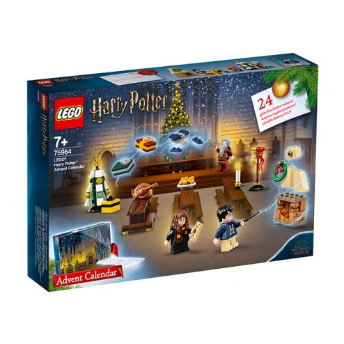 Calendar LEGO Harry Potter (75964)