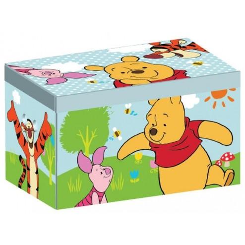 Cutie pentru depozitare jucarii Disney Winnie The Pooh