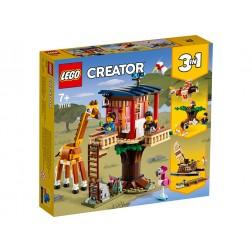 LEGO Creator 3in1 Casuta din Savana