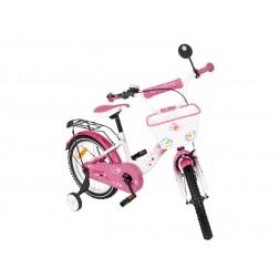 Bicicleta copii MyKids Toma Princess Pink 18