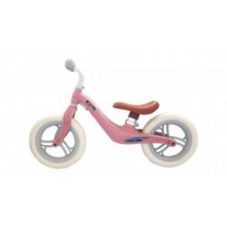 Bicicleta fara pedale 12 inch Roz roti EVA - SKILLMAX