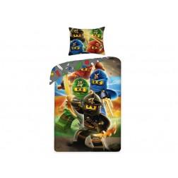 Lenjerie de pat LEGO Ninjago (LEG-374)
