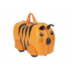 Animal cu roti tip Valiza pentru bagaje Tigru
