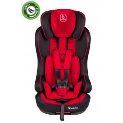Scaun auto Isofix Iso Red, BabyGo