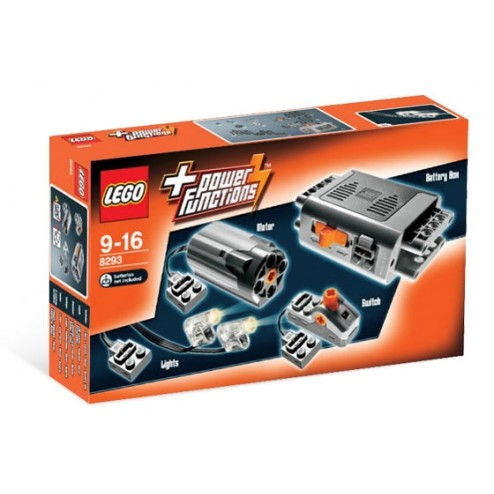 Set motor power functions (8293)