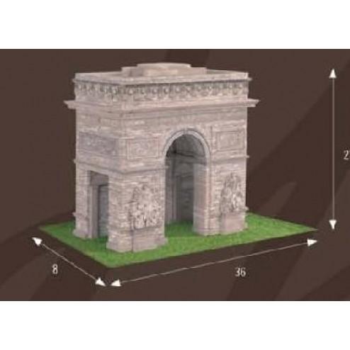 Kit constructie Arcul de Triumf