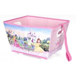 Cutie cu roti pentru depozitare jucarii Disney Princess