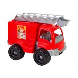 Masina de pompieri cu 30 de caramizi