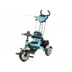 Tricicleta Pentru Copii MyKids Luxury KR01 Albastru