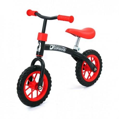 Bicicleta fara Pedale Black Red - Hauck