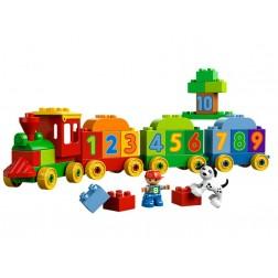 Trenul cu numere (10558)