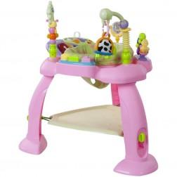 Centru Interactiv de Activitati Jump - Sun Baby - Roz