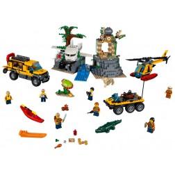 Amplasamentul de explorare din jungla (60161)