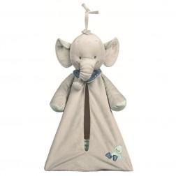 Saculet pentru scutece si jucarii Elefantelul Jack