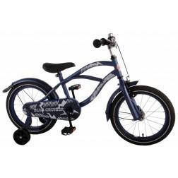 Bicicleta pentru baieti 16 inch, cu roti ajutatoare, Volare Cruiser