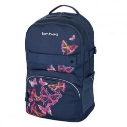 Rucsac ergonomic Herlitz Be Bag pentru copii Cube Butterfly