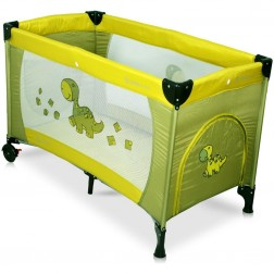 Patut pliabil Samba - Coto Baby - Verde