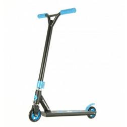 Trotineta Stunt Freestyle XT sarituri cascadorii si skatepark nivel Avansat Albastra
