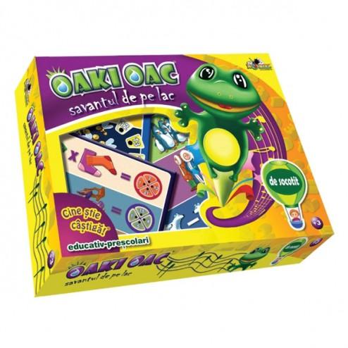 Joc Oaki Oac Savantul de pe Lac De Socotit