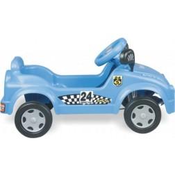 DOLU8019 Masina SMART cu pedale - albastra