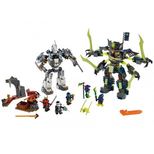 Lupta robotului titan (70737)