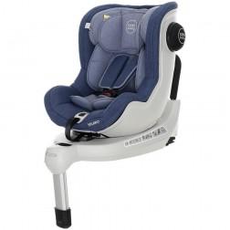 Scaun auto cu Isofix Solario - Coto Baby - Melange Albastru