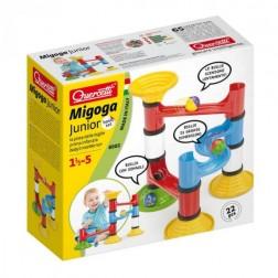 Joc creativ Migoga Junior Basic Set Quercetti instalatie tuburi
