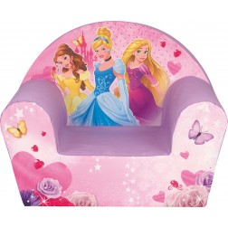 Fotoliu din burete Printesele Disney