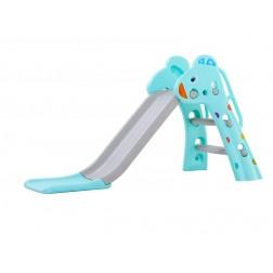 Tobogan Girafa Turquoise cu cos de baschet, MyKids