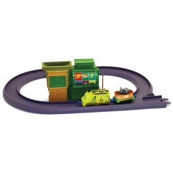 Set de Joaca Safari Mtambo Chuggington Die-Cast