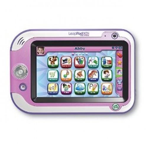 NOU! LeapFrog LeapPad XDI - roz