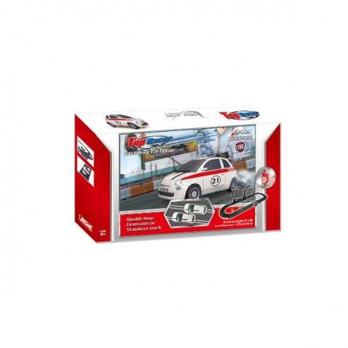 Top Racer AGM pista bucle 2 masini FIAT