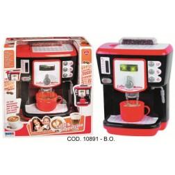 Espressor cafea functional cu apa si accesorii, RS Toys