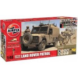 Kit constructie Set Land Rover Afganistan - Airfix