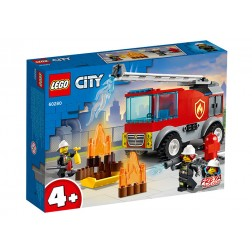 LEGO Masina de pompieri cu scara