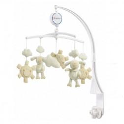 Carusel Muzical Mielut & Stelute - Brevi Soft Toys