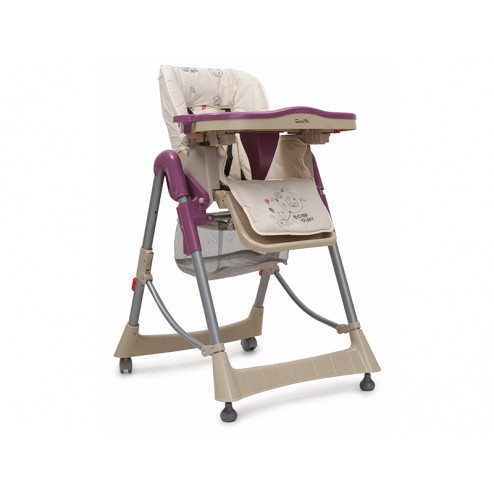 Scaunul de masa pentru copii Cangaroo Cookie Mov
